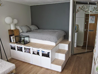 Hackers Help: Need some platform bed ideas